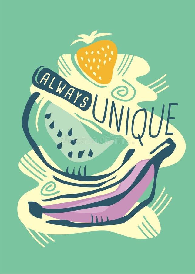 Creative T-shirt artwork vector illustration