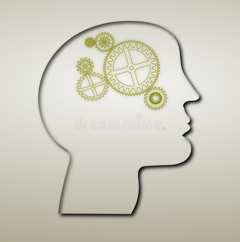 Download Creative Thinking stock illustration. Illustration of innovation - 24236365