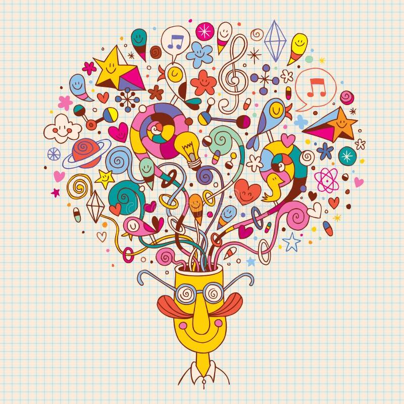 Free Creative Thinking Stock Image - 44235391