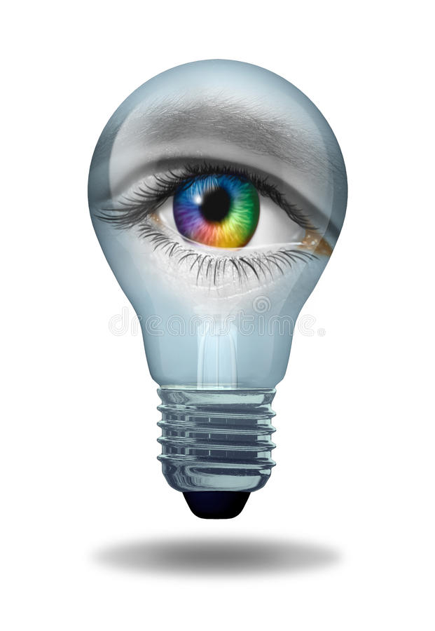 Download Creative Vision stock illustration. Image of image, glamour - 23635260