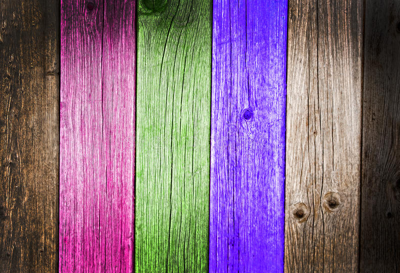 Creative Wooden Background Royalty Free Stock Image