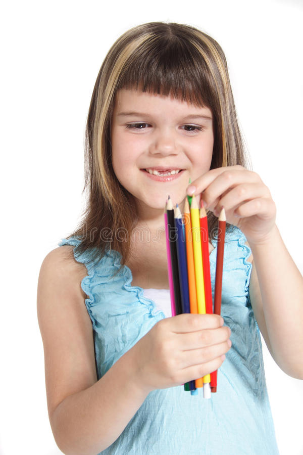 Free Creative Young Girl Stock Image - 9693261