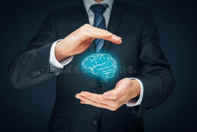 Creativiteit en intellectuele eigendom royalty-vrije stock afbeeldingen