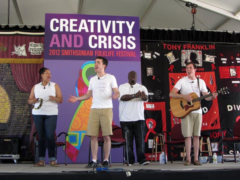 Creativity and Crisis