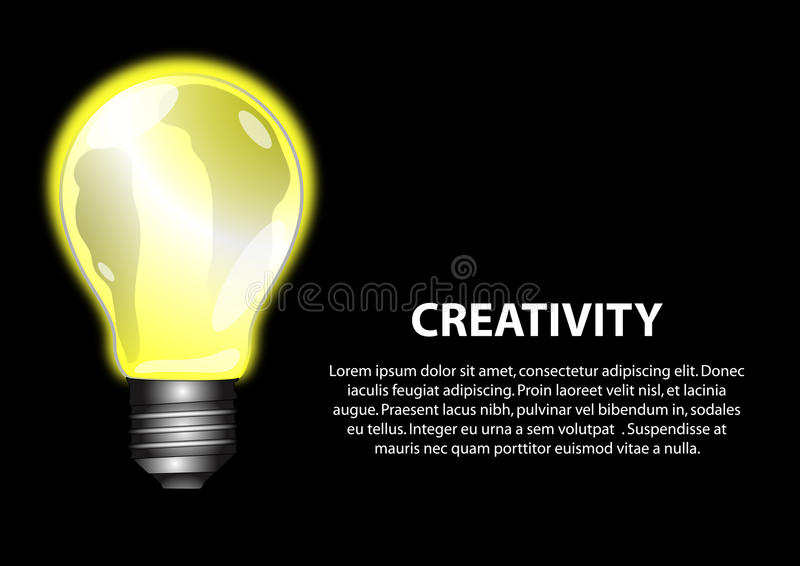 Download Creativity In Dark Stock Photos - Image: 27053423