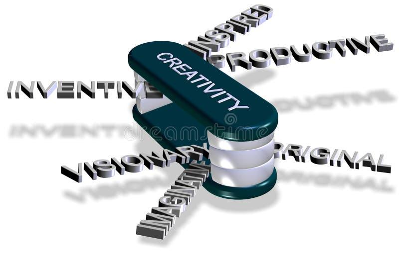Creativity Tools Royalty Free Stock Photo