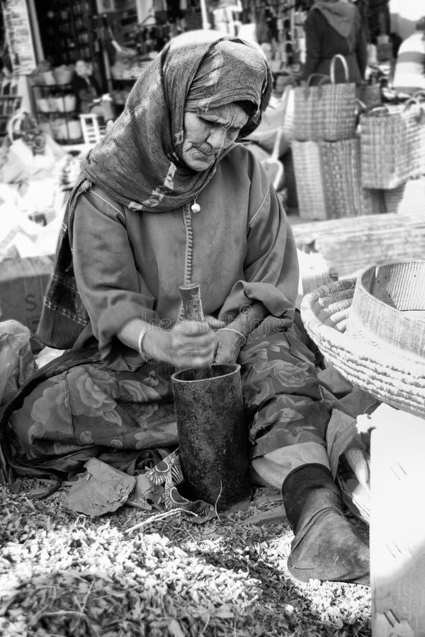 Creatore del hennè fotografia stock libera da diritti