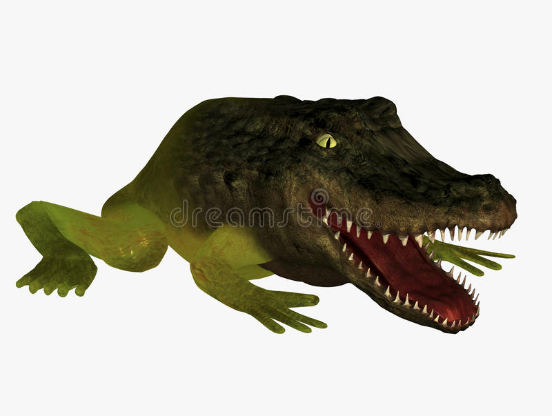 Download Creature stock illustration. Illustration of unreal, animal - 35003373