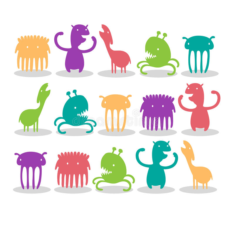 Creatures Royalty Free Stock Photo