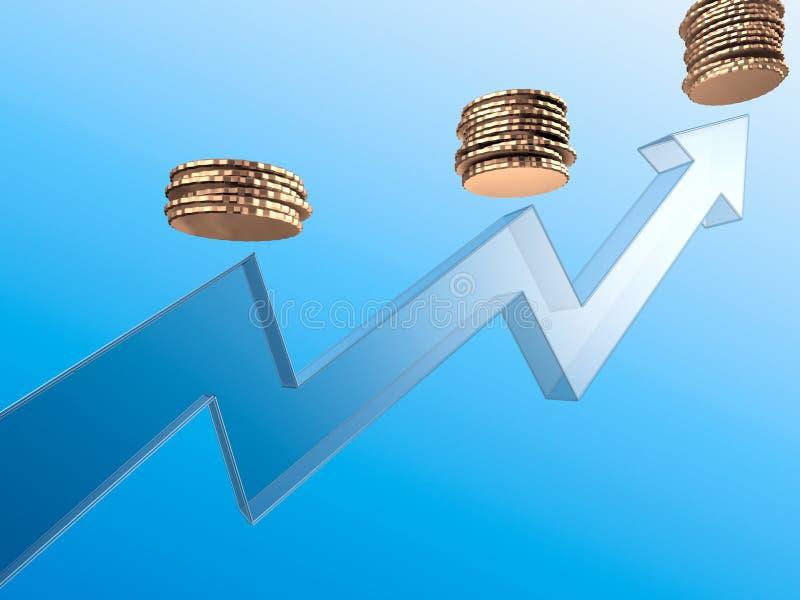 Crecimiento de la renta libre illustration