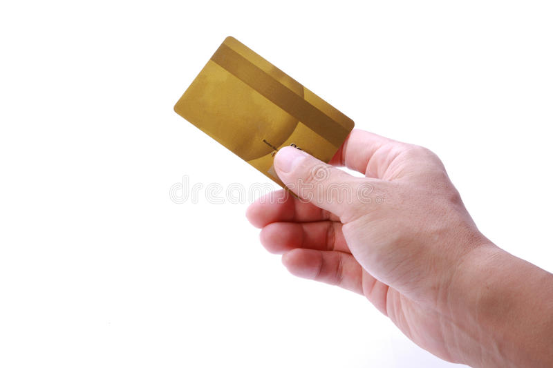 Download Credit card stock image. Image of golden, money, financial - 14571127