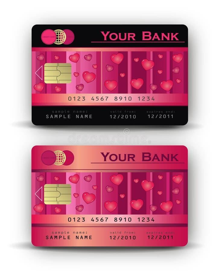 Credit card heard