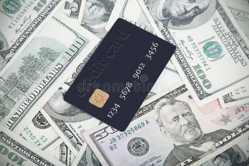 Credit card or money stock photos