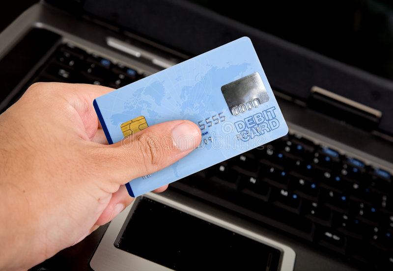 Download Credit Card Online Payments Stock Photo - Image: 1381456