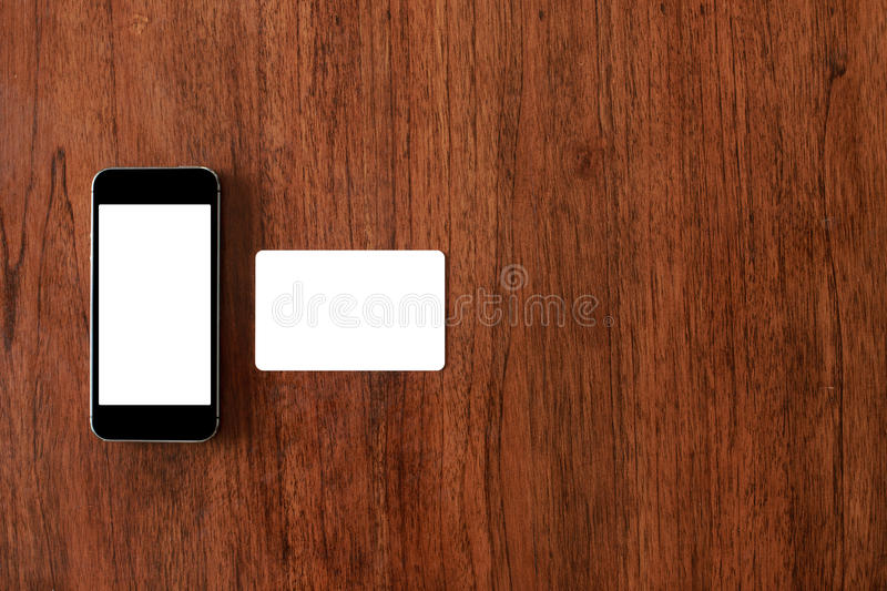 Credit card & phone royalty free stock images