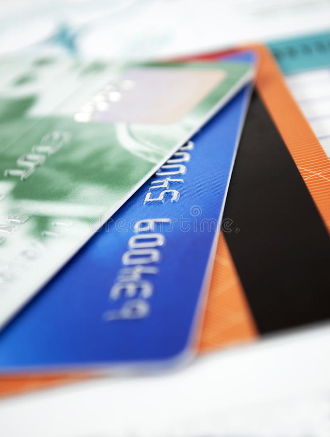 Download Credit cards stock photo. Image of consumer, identification - 16003484
