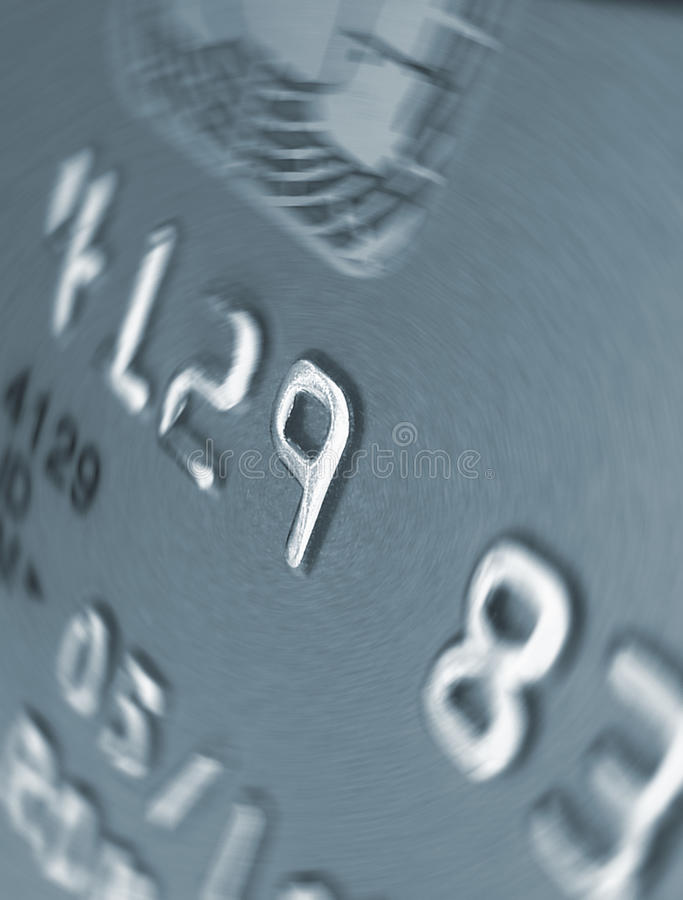 Free Credit Spin Stock Photo - 26385480