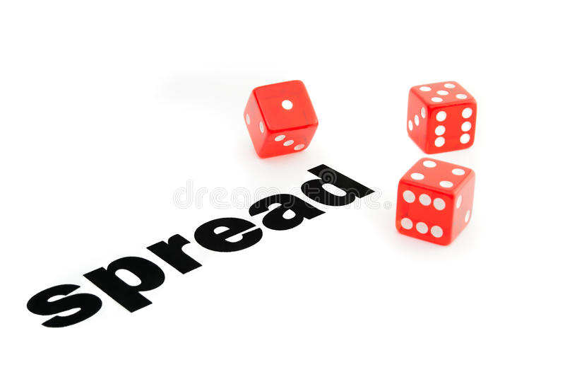 Credit Spread Risk Royalty Free Stock Image