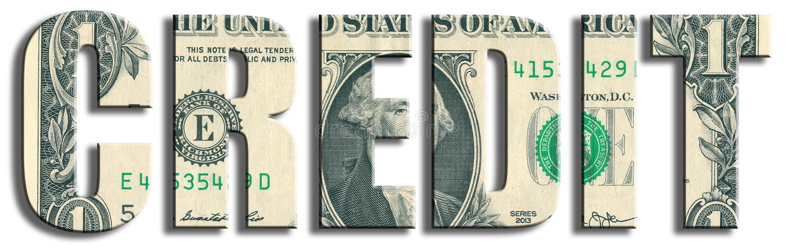 Credit. US Dollar texture. royalty free stock images