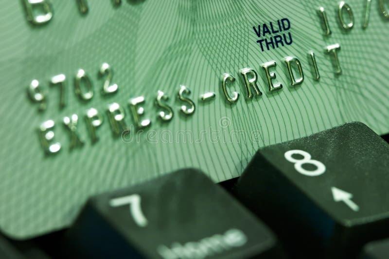 Creditcardcontrole stock afbeeldingen