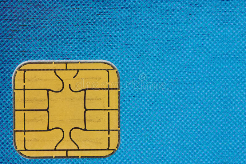Creditcardspaander stock foto