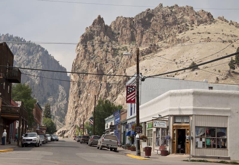 Creede Colorado arkivfoton