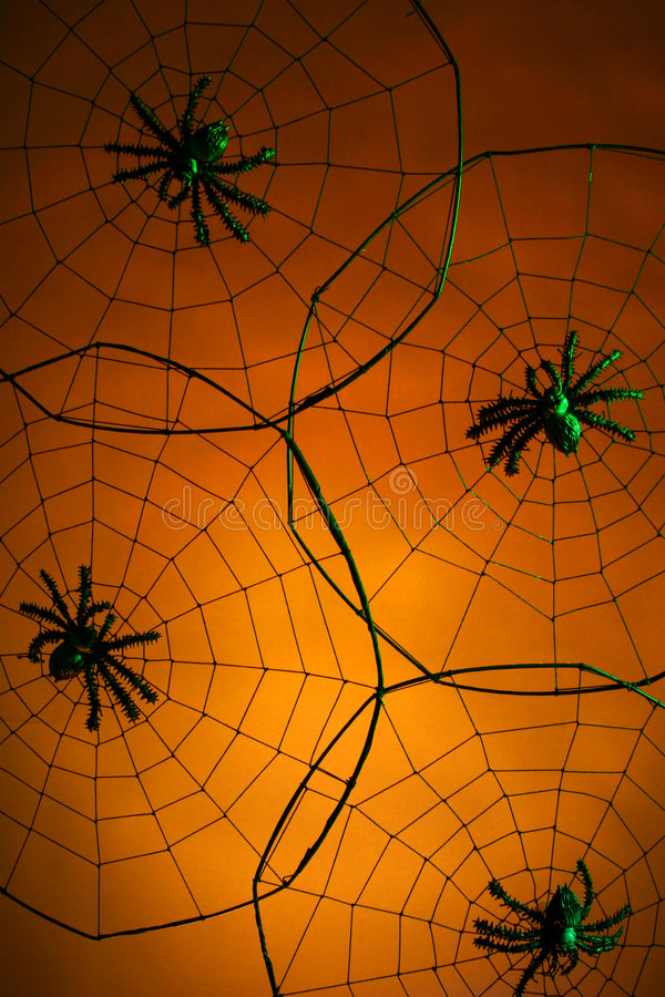 Free Creepy Spiders Royalty Free Stock Images - 23059