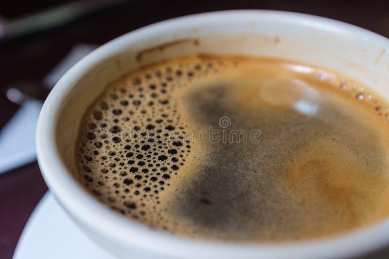 Crema咖啡 库存照片