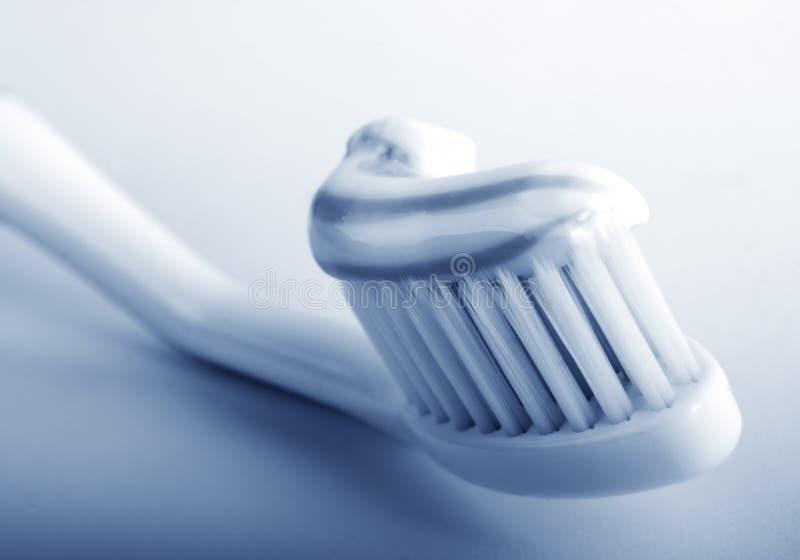 Crema dental imagen de archivo libre de regalías