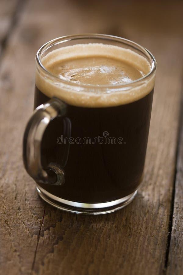 Crema van de koffie royalty-vrije stock fotografie