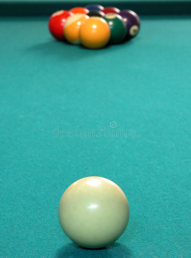 Cremalheira De 9 Esferas Fotos de Stock