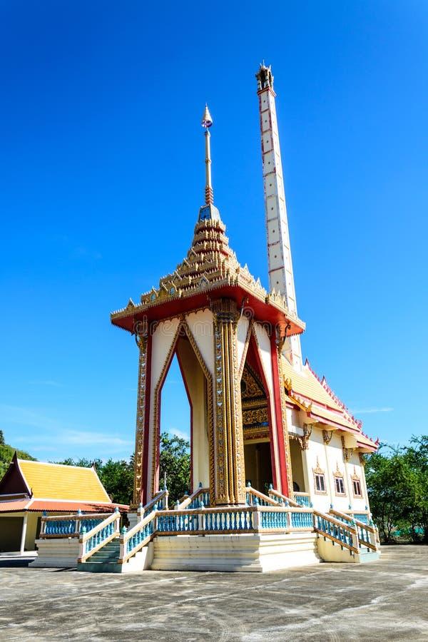 Crematório no templo imagens de stock royalty free