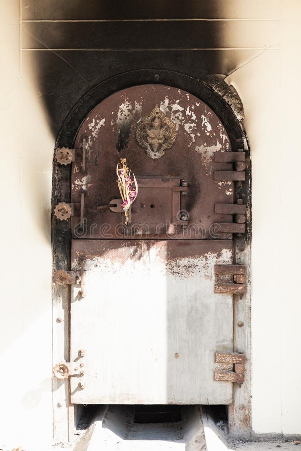 Crematory royalty free stock photos