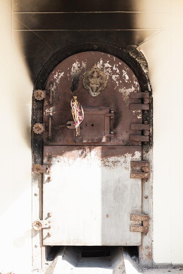 crematory lizenzfreie stockfotos