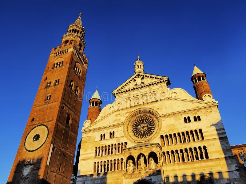 Cremona royalty-vrije stock afbeeldingen