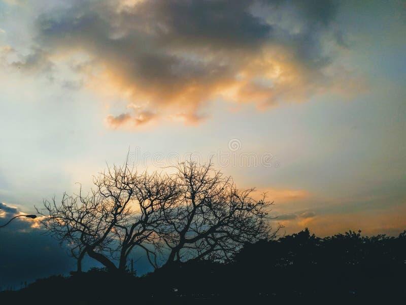 Crepúsculo imagen de archivo