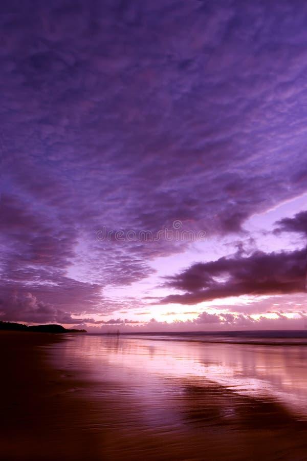 Crepa dell'alba fotografia stock libera da diritti