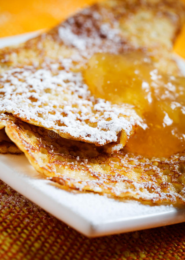 Download Crepes stock image. Image of gourmet, crepe, morning - 19896645