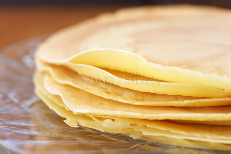 Download Crepes closeup stock image. Image of ingredient, hotcake - 38234511
