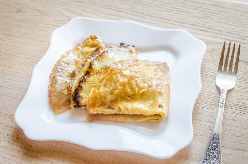 Crepes Suzette стоковые фотографии rf