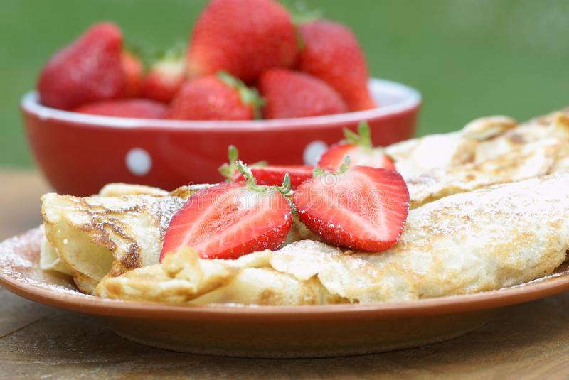 Download Crepes stock photo. Image of dessert, food, crepe, fruit - 32582510