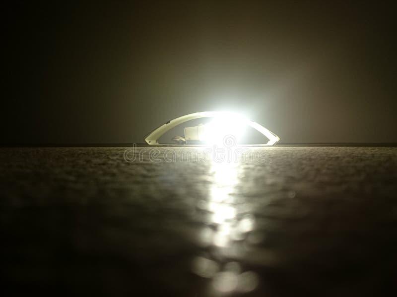 Crepuscolo della lanterna fotografia stock libera da diritti