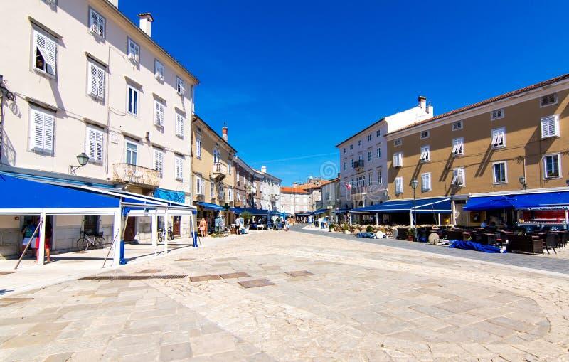 Cres Kroatien royaltyfri fotografi