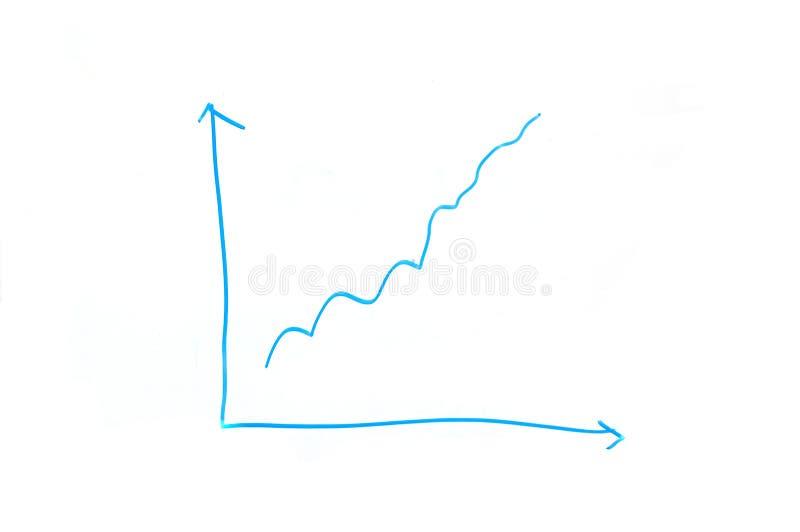 Crescimento da companhia imagem de stock
