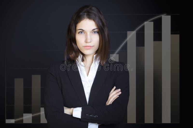 Crescimento do negócio fotos de stock royalty free