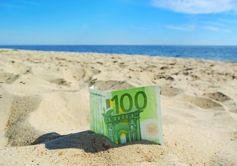 Crescimento euro-. imagem de stock royalty free