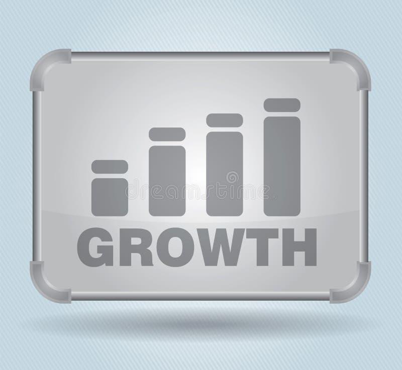 Crescimento - ilustração ilustração do vetor