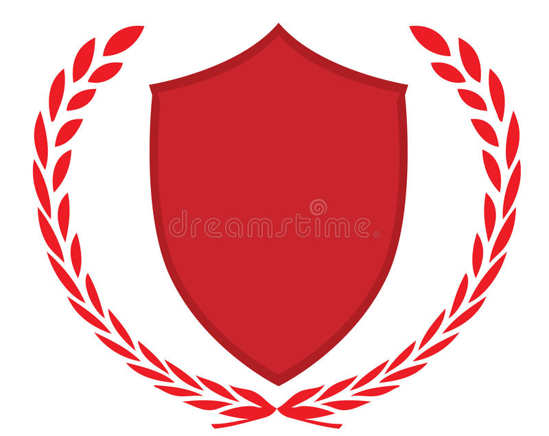 Crest stock images