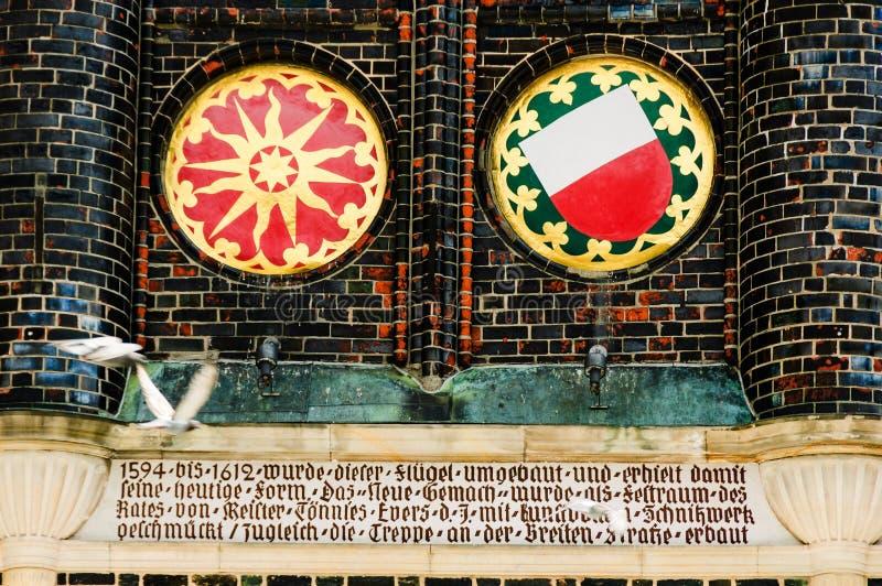 CREST Van Wapens Royalty-vrije Stock Afbeeldingen