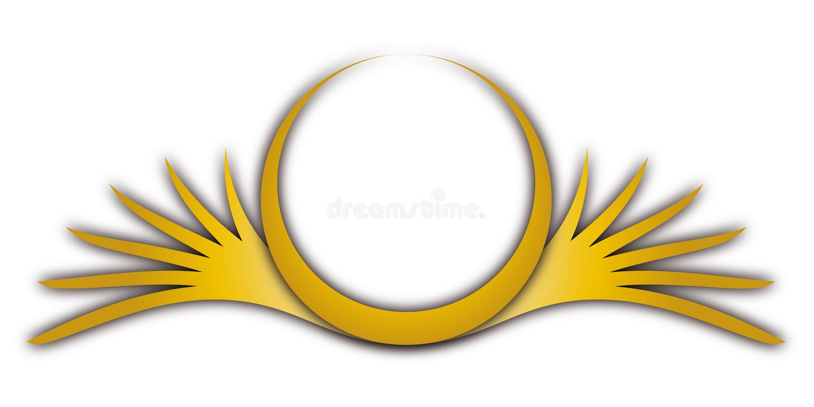Download Crest (vector) Royalty Free Stock Image - Image: 7585776